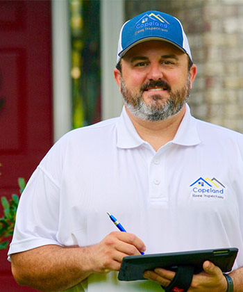 Jamie Copeland from Copeland Home Inspections